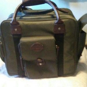 Handbags - Rolling travel luggage bag